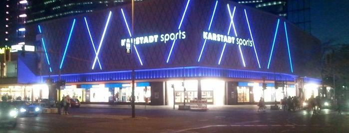 Karstadt Sports is one of Orte, die Deedee gefallen.
