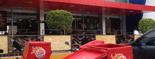 Burger King is one of Lugares favoritos de Sergio M. 🇲🇽🇧🇷🇱🇷.