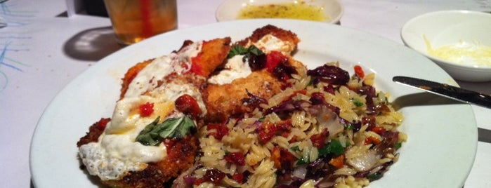 Romano's Macaroni Grill is one of Best places to eat.