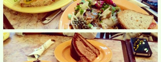 Cafe Lalo is one of Top NYC Foodie Spots.