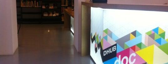 Disseny Hub Barcelona (DHUB) is one of Museus de Barcelona.
