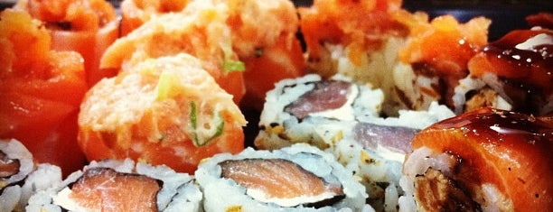 IRÔ Sushi is one of Florianópolis.