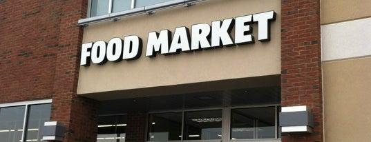 ALDI Food Market is one of Groceries.