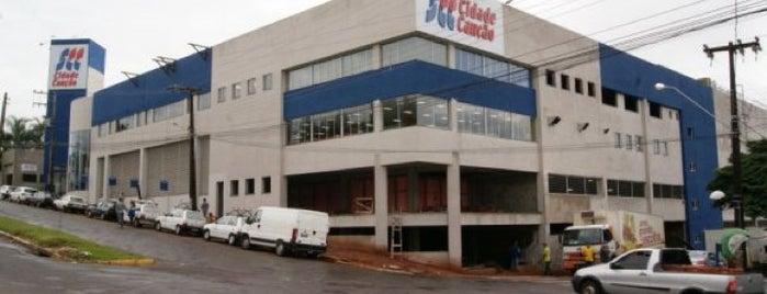 Cidade Canção Supermercados is one of Alan Jefferson'un Beğendiği Mekanlar.