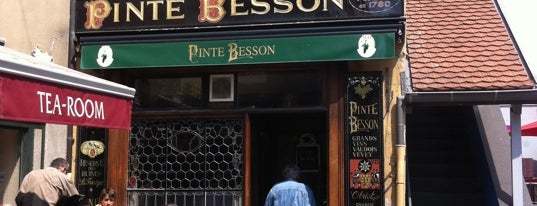 Pinte Besson is one of Lausanne.