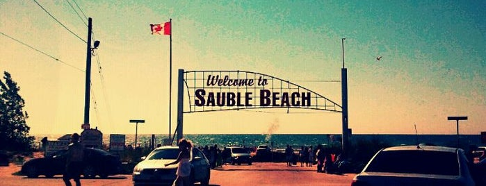 Sauble Beach, Ontario is one of Places to go to in Ontario (outdoor activity).