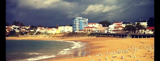 Praia de Mera is one of Playas de España: Galicia.