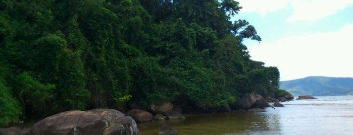 Praia da Lagoinha is one of Locais curtidos por Camila B.
