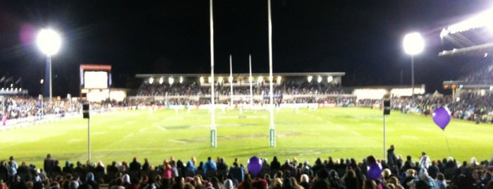"Shark Park is one of Super Nancy's ""Hell's"";-(Apt!."