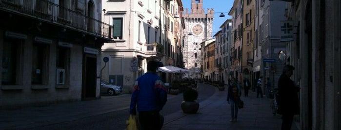 Torre della Pallata is one of Brescia: discover the Lioness of Italy #4sqcities.