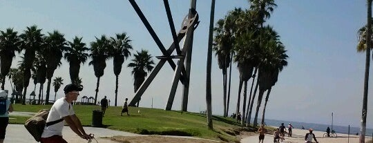 Venice Beach Bike Path is one of 2017 City Guide: Los Angeles.