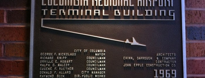 Columbia Regional Airport (COU) is one of Big Country's Airport Adventures.