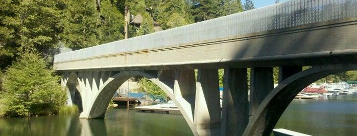 Blue Jay Bridge is one of USA 3.