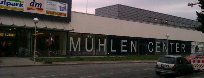 Mühlen Center is one of Lugares favoritos de Uwe.