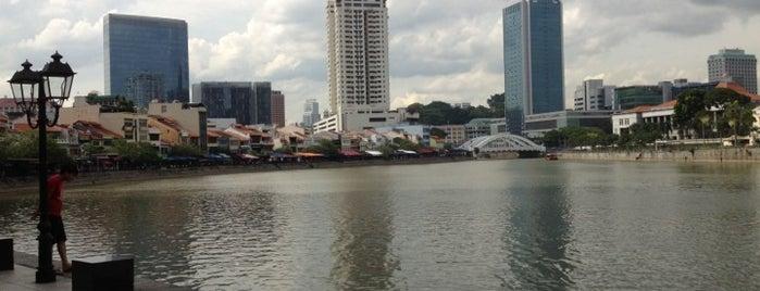 Singapore River Promenade is one of Singapore.