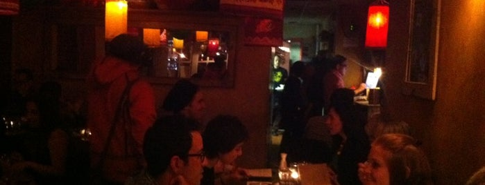 Cafe Asean is one of New York!.