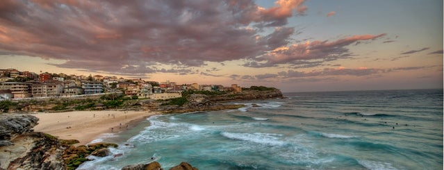Tamarama Beach is one of 시드니 호주.