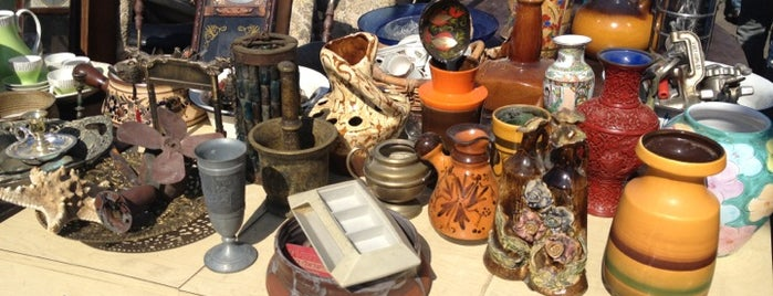 Jaffa Flea Market is one of We Love Tel Aviv!  #4sqCities.
