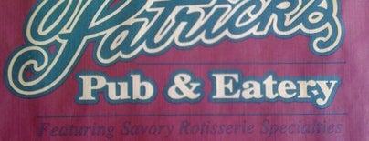 Patrick's Pub & Eatery is one of Orte, die Heidi gefallen.