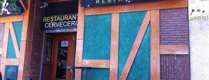 Kasler is one of 41 Restaurantes de España que no te puedes perder.