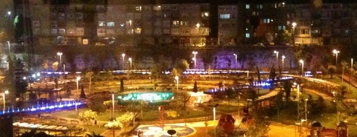 Çukurbostan Şehir Parkı is one of Enginさんのお気に入りスポット.