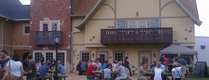 New Glarus Brewing Company is one of Best Places to Check out in United States Pt 4.