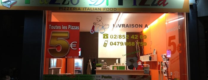 Pazzo di Pizza is one of Posti che sono piaciuti a Sophie.