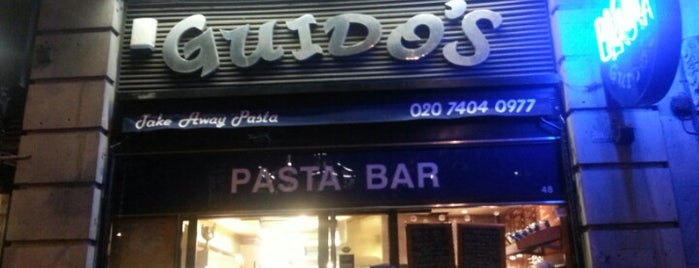 Guido's is one of London mClub sponsors.