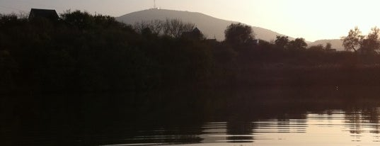 Озеро У Дачи is one of KMV.