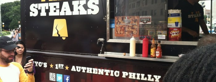 Phil's Steaks is one of Places to visit in the US of A!.