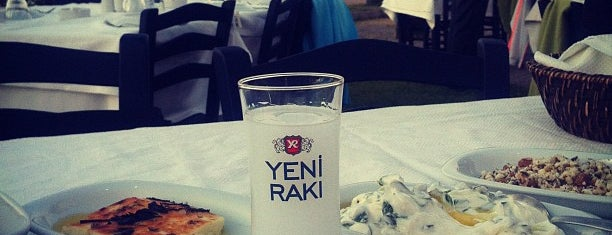 Yakamoz Restaurant is one of doğallık..