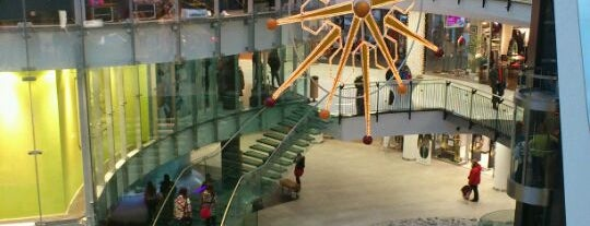 Mirage Shopping Center is one of MALLS/SHOPPING CENTERS in Slovakia.