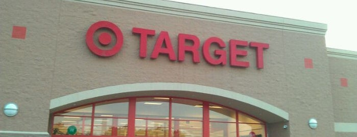 Target is one of Jazzy's Liked Places.