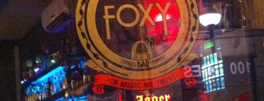 Foxy Bar is one of Ravaleando.