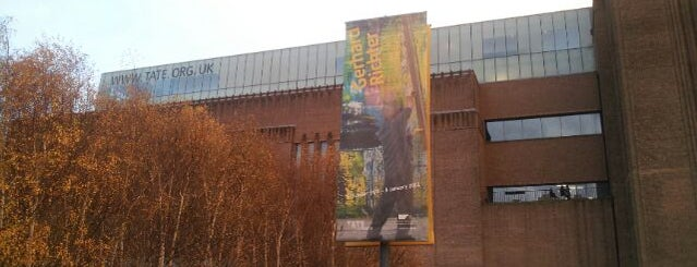 Tate Modern is one of Things to do in Europe 2013.