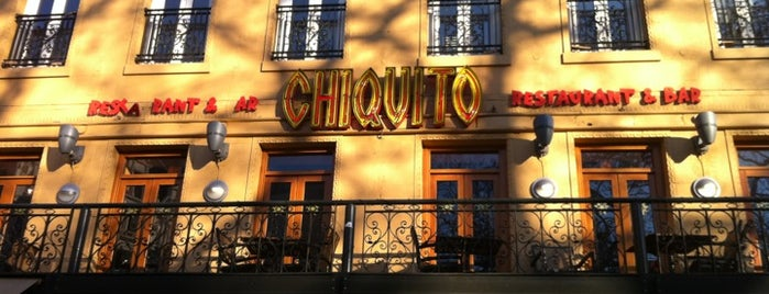 Chiquito is one of London, UK.