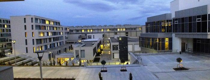 Çankaya Üniversitesi is one of Ankara'daki Üniversiteler.