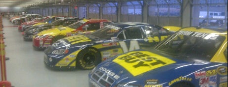 Texas Motor Speedway is one of My NASCAR.