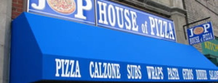 JP House of Pizza is one of Pubs, Clubs & Restaurants in Greater Boston.