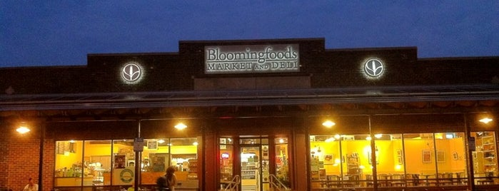 Bloomingfoods is one of Jared's Liked Places.