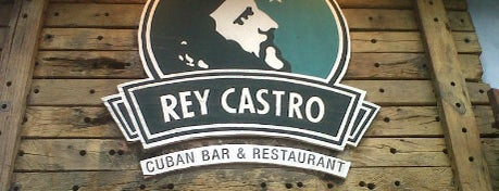 Rey Castro is one of Bar.