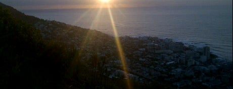 Signal Hill is one of South Africa recommendations.