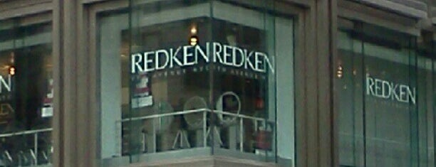 Redken 5th Avenue NYC is one of Gespeicherte Orte von Rebecca.