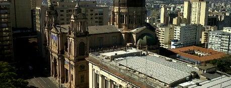 Catedral Metropolitana de Porto Alegre is one of Porto Alegre.