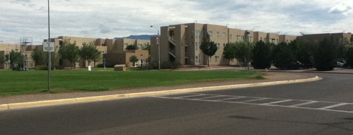 New Mexico Üniversitesi is one of College Love - Which will we visit Fall 2012.