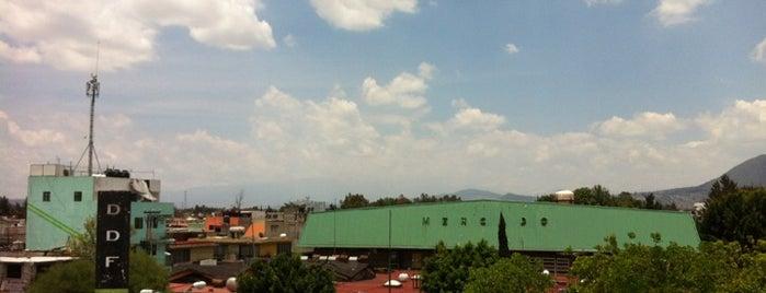 Mercado Constitucion de 1917 is one of Locais curtidos por Javier.