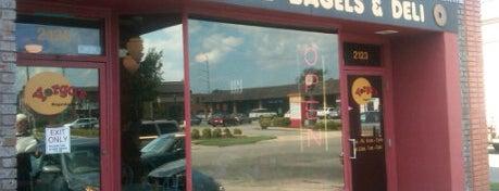 Yorgo's Bageldashery is one of Best Vegan Spots in Norfolk, VA.