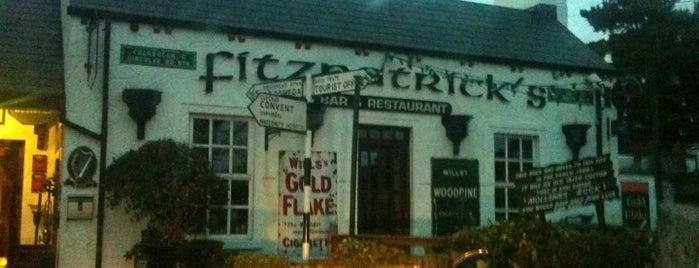 Fitzpatrick's Bar & Restaurant is one of Gespeicherte Orte von Tero.