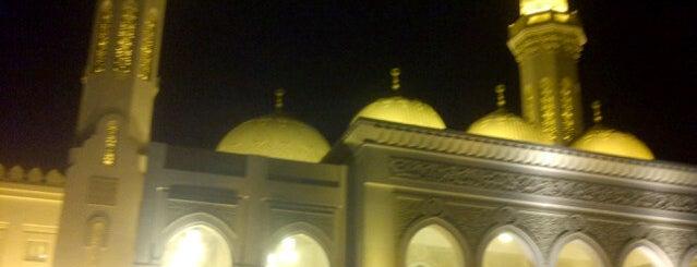 Sheikh Mohammad bin Rashid Mosque مسجد الشيخ محمد بن راشد is one of Dubai's very best Places = P.Favs.
