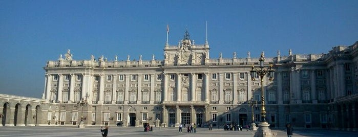 Palacio Real de Madrid is one of CULTURA MADRID.